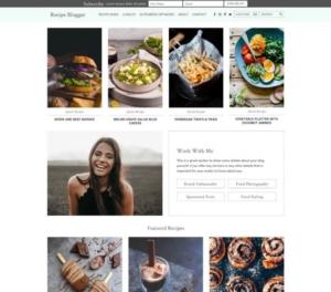 Recipe Blogger